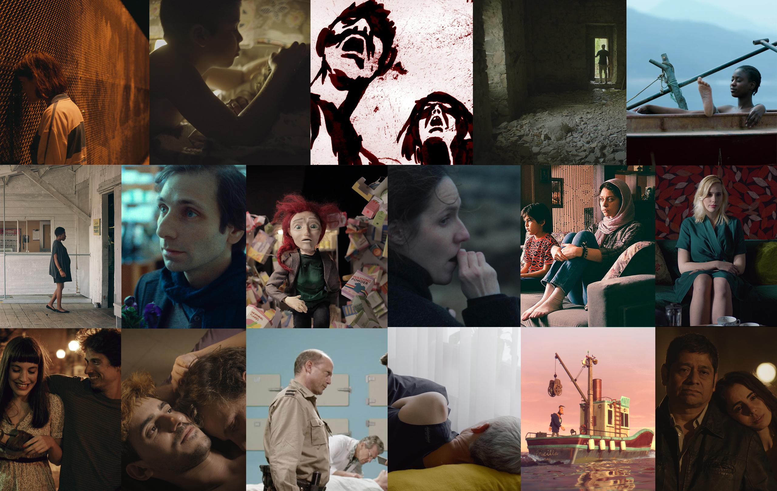 Reprise des films de la Cinéfondation et des courts métrages en Compétition