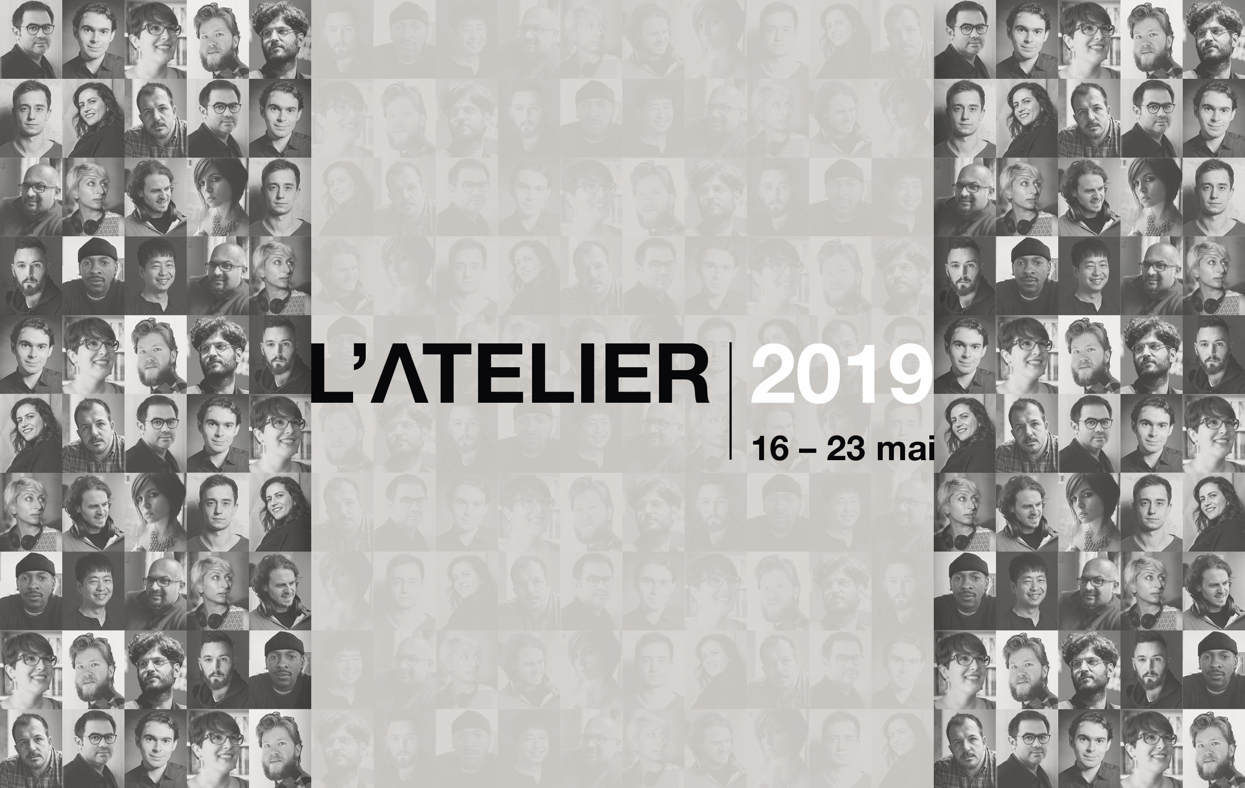 L'Atelier 2019 - Selection Project